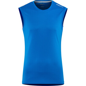 Craft Mind Sleeveless Herre sweden blue